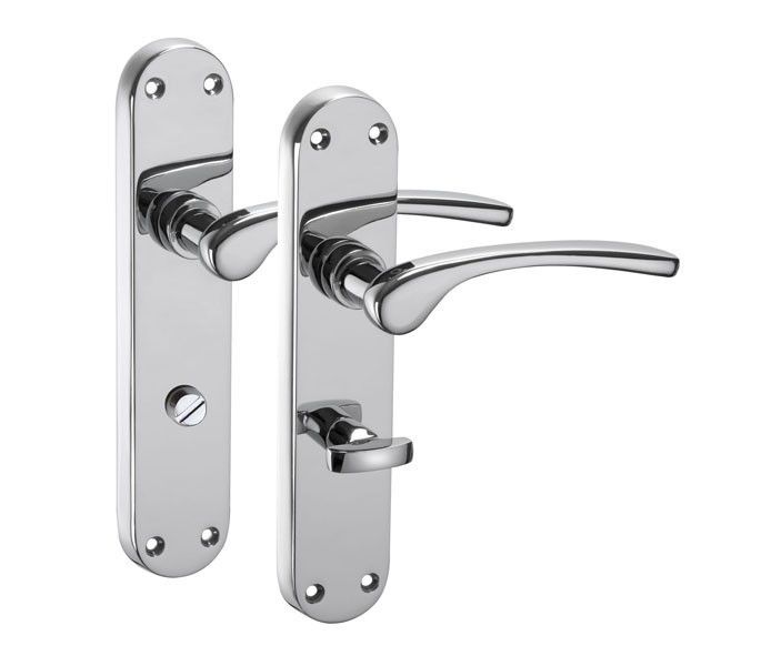 bathroom door handles brass more views bathroom door handles on backplate with thumb turn and polished