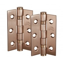 Copper Door Hinges for Internal Doors 3 Inch / 75mm H302CU