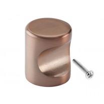 Copper Drawer Knobs 20mm Diameter in Copper Finish X8818CU