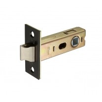 Matte Black Door Latch