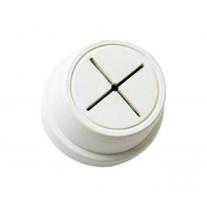 Push and Grip Tea Towel Holder Self Adhesive in White B6360