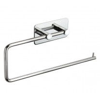 Stick on Towel Rails for Bathrooms with Polished Stainless Steel Towel Rail