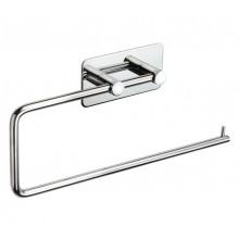 Stick on Towel Rails for Bathrooms in Polished Stainless Steel