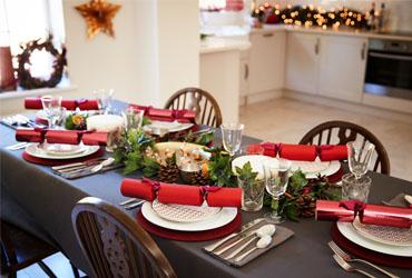3 Christmas Table Decoration Ideas