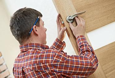 How to Measure a Door Latch
