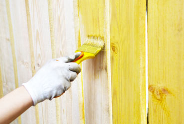 Painting Your Garden Fence & Gate
