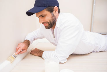 Painting your Skirting Boards
